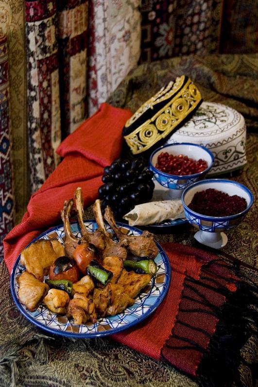 Azerbaijani Food